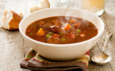 Lumberjack Crockpot Soup
