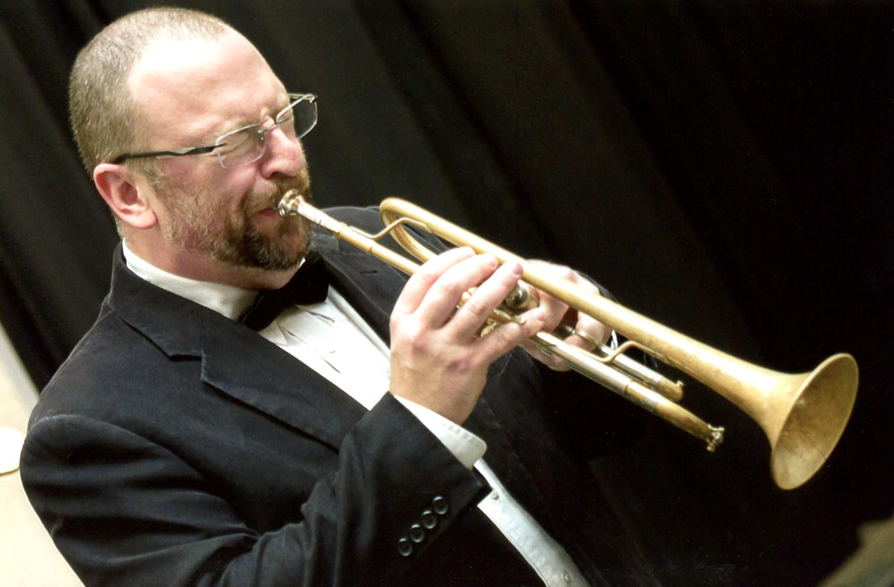 Gavin Wigg, Trumpet
